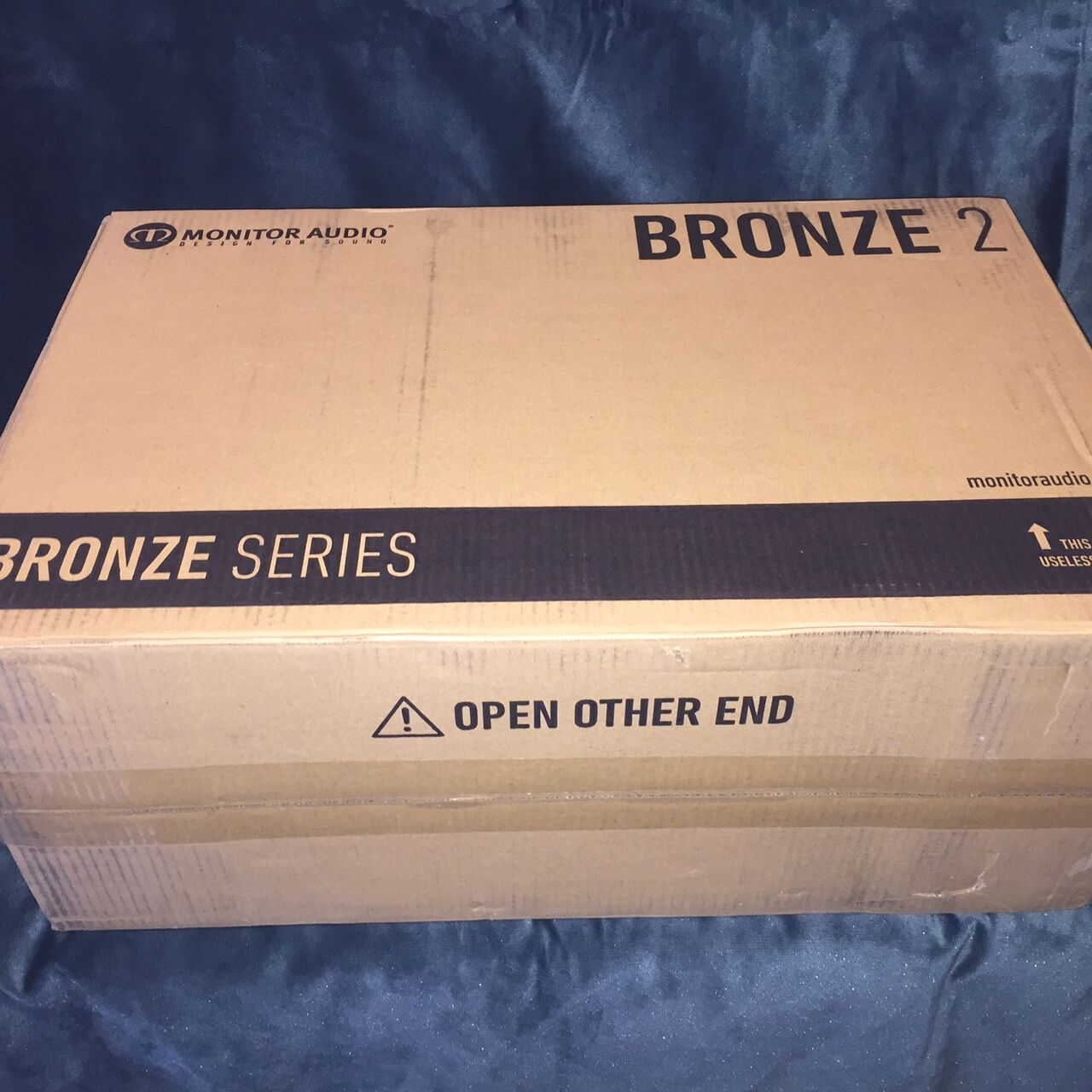 BRANDNEWSEALED Monitor Audio Bronze 2 Bookshelf Speakers