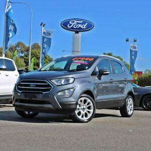 2019 Ford Ecosport BL 2020.00MY Titanium Grey 6 Speed Automatic Wagon