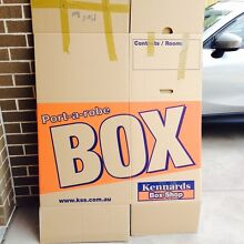 Moving boxes Loftus Sutherland Area Preview