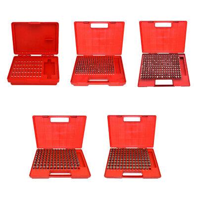 All Industrial 55126 5 Set M0m1m2m3m4 740pc .011-.750- Plug Pin Gage Set