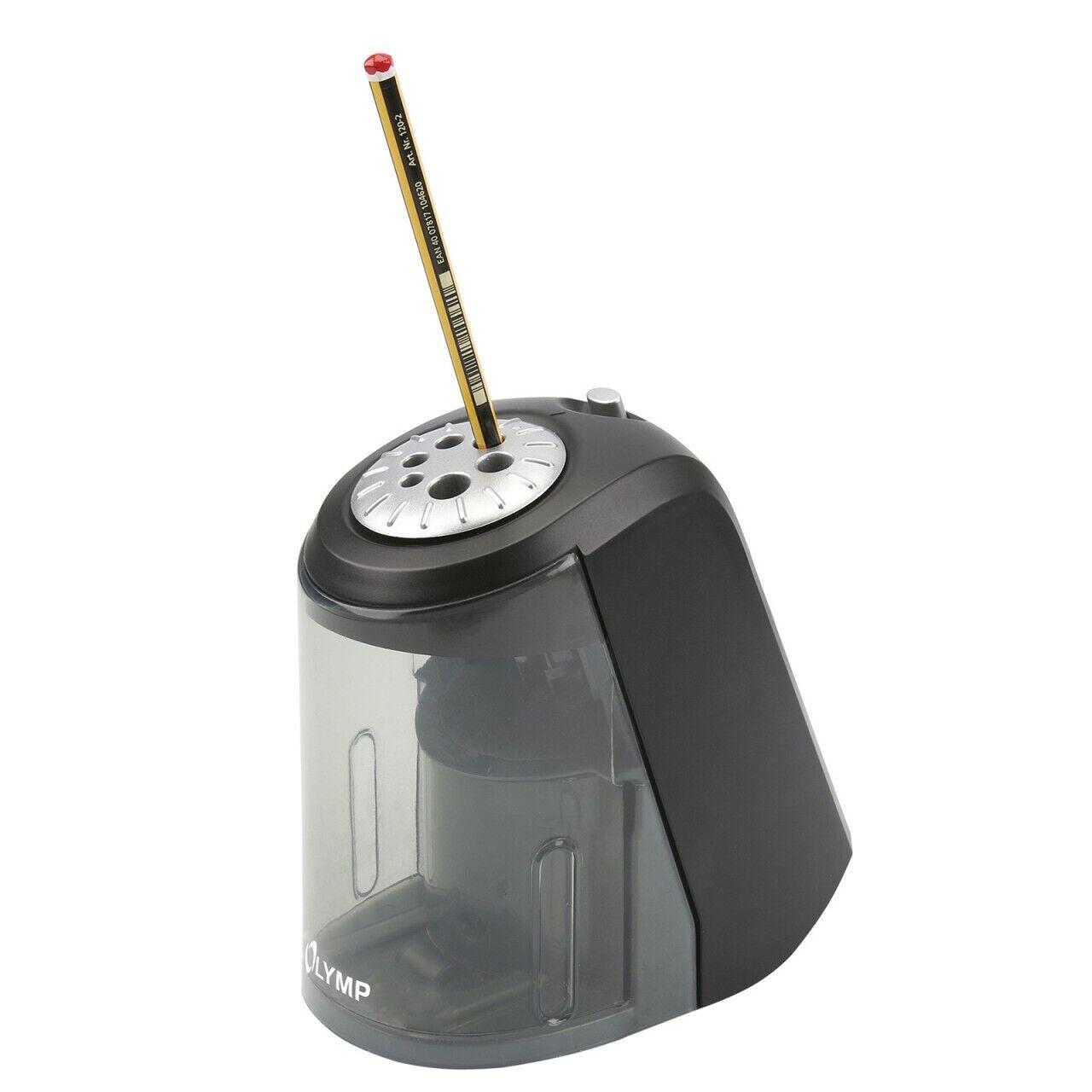 Elektrischer Bleistiftanspitzer OLYMP AS 607