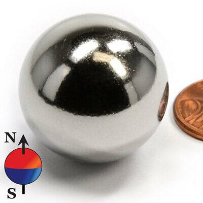Sphere Neodymium Magnet 1.26 Inch N35 Rare Earth Ball Magnet