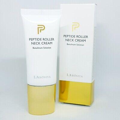 Labonita Peptide Roller Neck Cream 50ml Anti Wrinkle Moisturizing K-Beauty