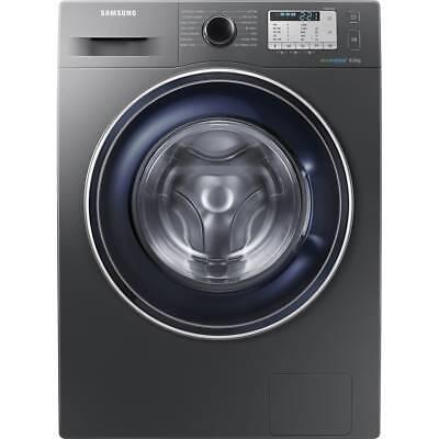Samsung WW80J5555FC WW5000 Ecobubble A+++ 8Kg Washing Machine Graphite New from
