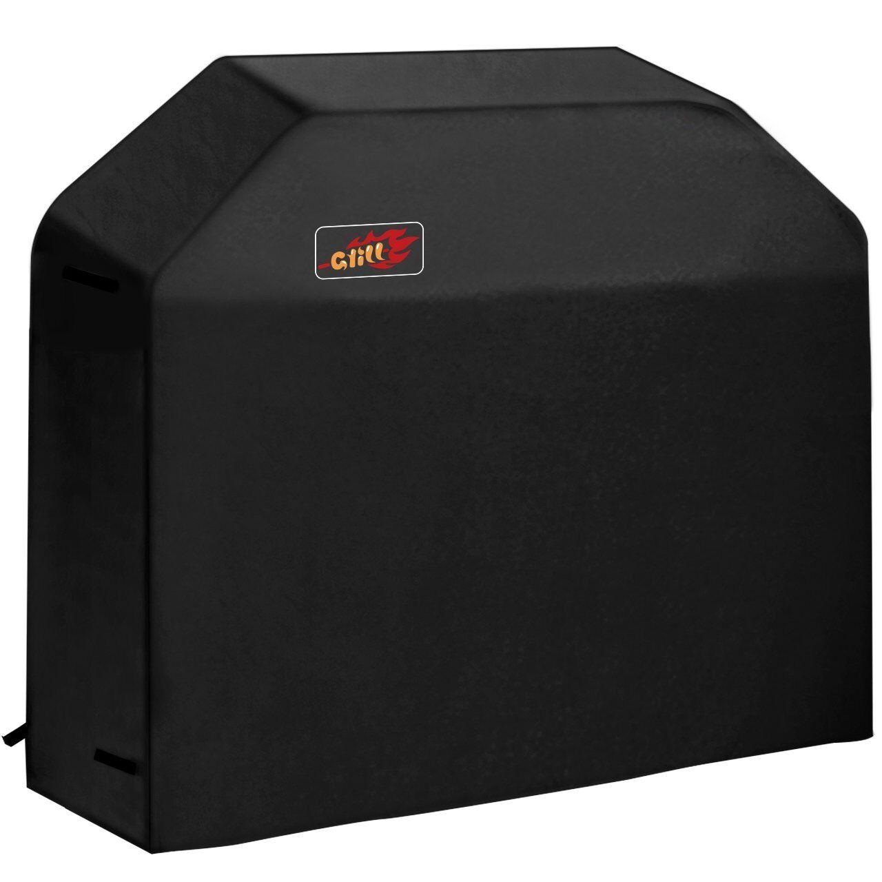 "VicTsing 3-4 Burner BBQ Gas Grill Cover 58"" 600D Waterproof"
