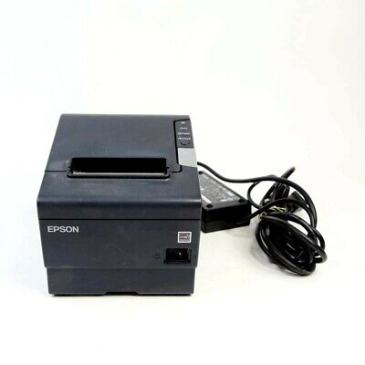 Epson Tm T88v M244a Thermal Printer Usb Serial Interface Wps -180 Power Cable