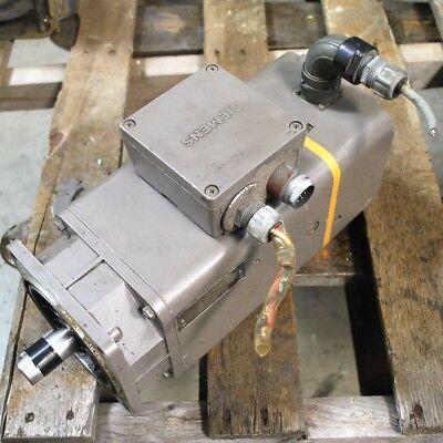 Siemens 1ft5072-0ac01-0-z Permanent Magnet Servo Motor. 150 Volt - Used