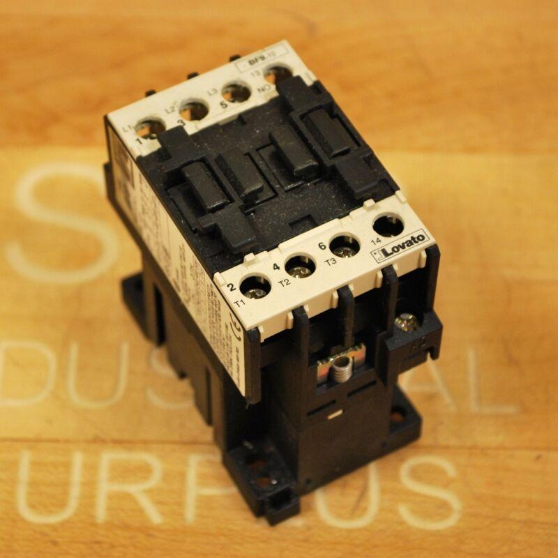Lovato BF9 Contactor BF9.10 120V 60Hz - USED