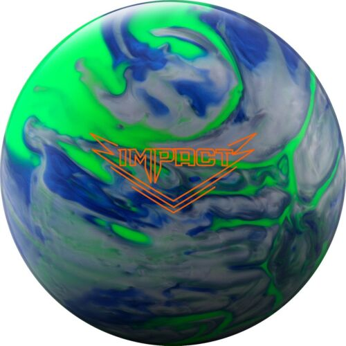 Ebonite Impact Bowling Ball NIB 1st Quality