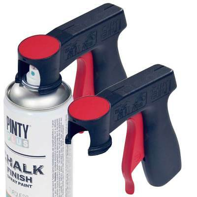 Can Gun1 Spray Can Tool - 2 Pack - Easy To Use On All Standard Spray Cans