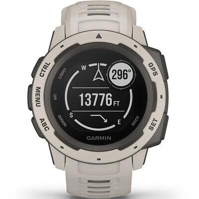 Garmin 010-02064-01 Instinct Tundra GPS Smartwatch (Garmin WARRANTY INCL)