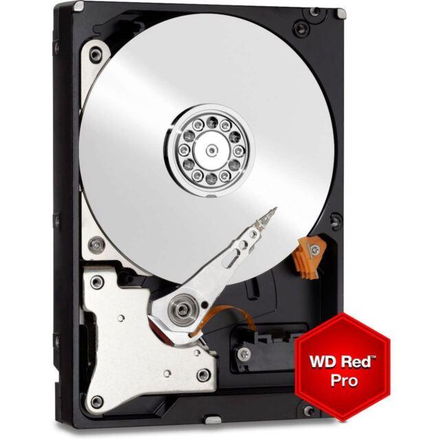 """Western Digital WD Red Pro 2TB, 3.5"""", SATA 6Gb/s (WD2001FFSX) Festplatte, 2000GB"""