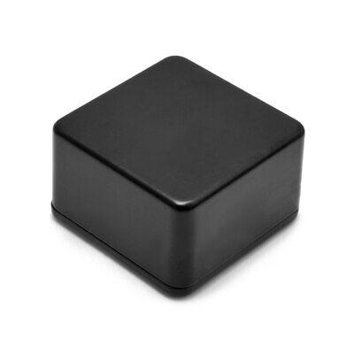 1590lb Black Powdercoated Aluminum Hammond Enclosure Project Box Effect Pedal