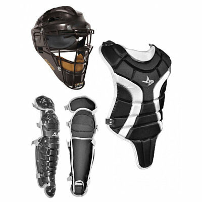 AllStar League Series Baseball Catchers Kit - Black (NEW) Lists @ $110