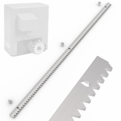 Zahnschiene für Schiebetor Antrieb Rotfuchs SLGOK600 Zahnstange 100cm Stahl