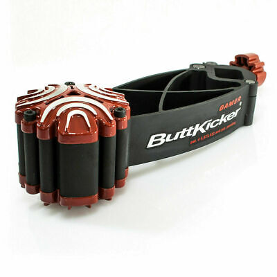 NEW ButtKicker Gamer 2 | 2020 UK Specification | Official ButtKicker Reseller