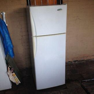 fridge freezer mid sized easy access
