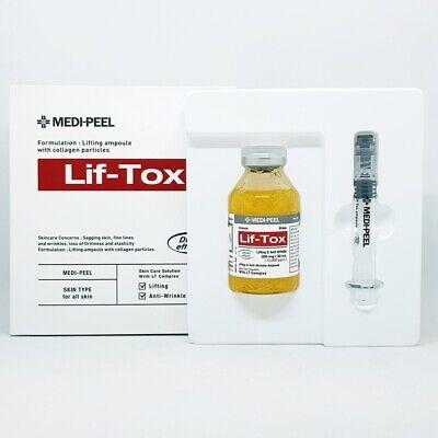 MEDI PEEL Lif Tox Ampoule 30ml Lifting Anti Wrinkle Collagen K-Beauty