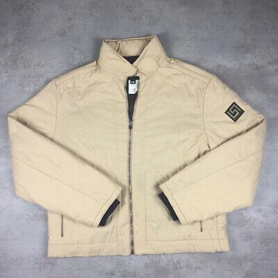 Vintage Versace Jeans Couture Jacket - Beige - XL
