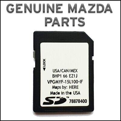 OEM Mazda GPS Navigation SD Card BHP1 66 EZ1J MAZDA 3 6 CX3 CX5 CX9 2018 2019