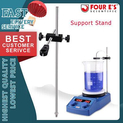 Magnetic Stirrer Stand Metal Holder Height-adjustable For Temperature Sensor