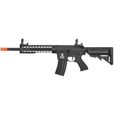 LANCER TACTICAL M4 CARBINE GEN 2 AEG AUTOMATIC ELECTRIC METAL AIRSOFT RIFLE -