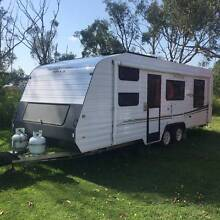 2009 Nova 22 ft (Vic. Built) Queen Bed + 2 x 6 ft Bunks Mermaid Waters Gold Coast City Preview