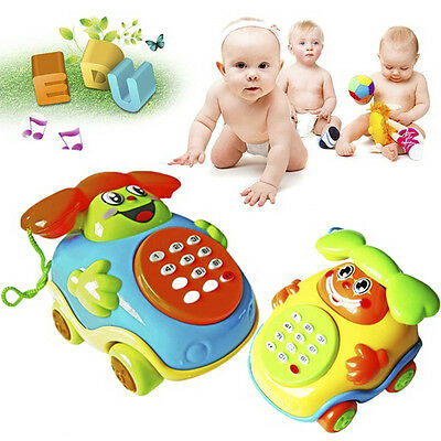 Wired Music (Baby Wired Music Smiling Face Children Cartoon Educational Toys Baby Chic )