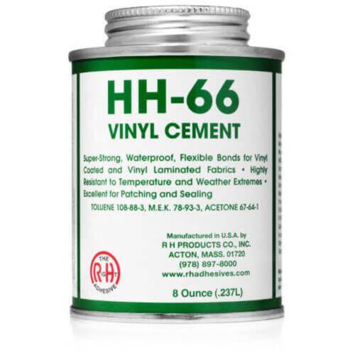 HH - 66 Vinyl Cement Super Strong Waterproof 8 oz