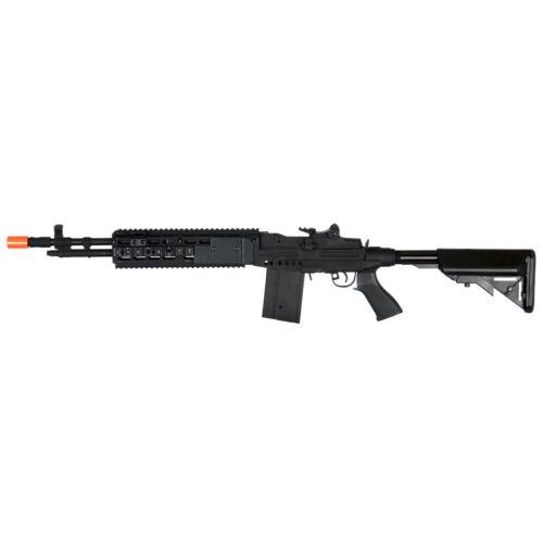 CYMA EBR M14 CM032EBR-B Black Electric Rifle 400 FPS Full Me
