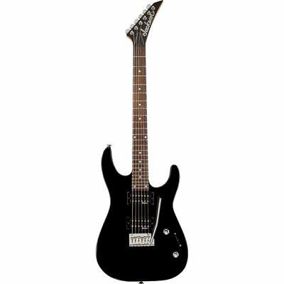Jackson Js 12 DINKY Rw 24 Frets Negro - Guitarra Eléctrica