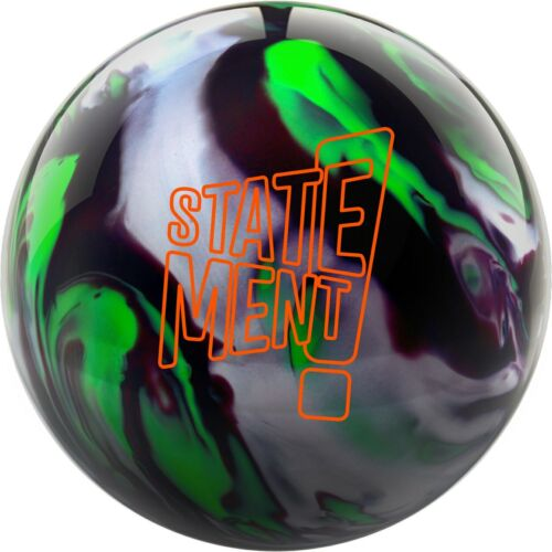 Hammer Statement Pearl Bowling Ball NIB 1st Quality