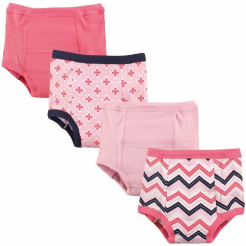 Luvable Friends Girl Toddler Water Resistant Training Pants,