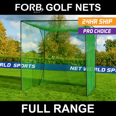 FORB Garden Golf Hitting Nets & Professional Driving Range Golf Cages Inc. Mat