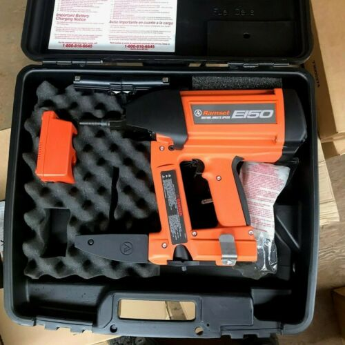Ramset E150 Gun, New Old Stock
