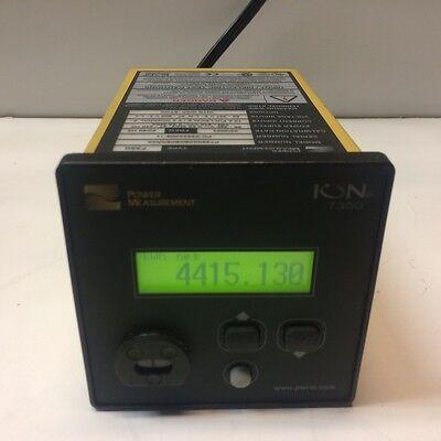 Guaranteed Ion Power Measurement Meter P7350a0b0b0e0a0a Intg-disp-ethg