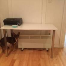 Ikea big desk table Annandale Leichhardt Area Preview