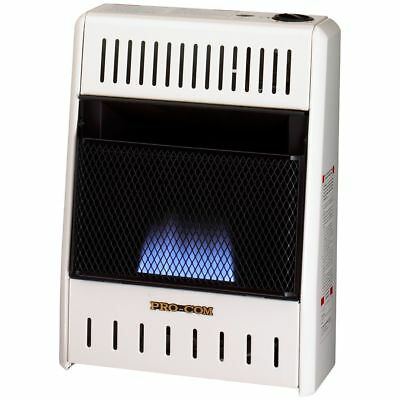 Procom ML100HBA  10000 BTU Ventless Liquid Propane Gas Blue Flame Space Heater  ()