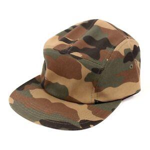 5 Panel Cap: Hats