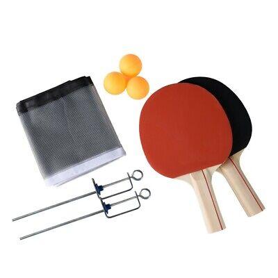 Tischtennis Set für 2 Spieler mit Netz  Tisch Für 2