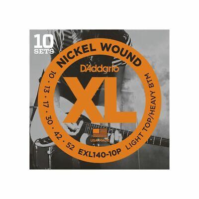 D'addario EXL140-10P 010