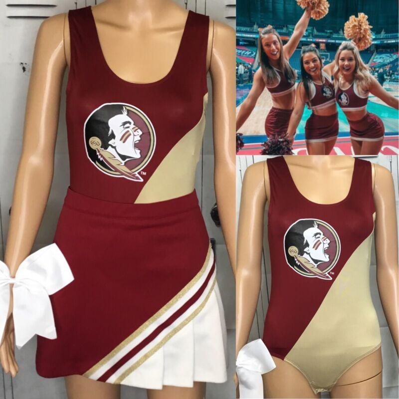 Cheerleading Uniform Florida State  Adult SM