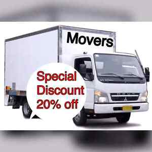 ONLY $30/ HALF HOUR TO MOVE YOUR STUFF Blacktown Blacktown Area Preview