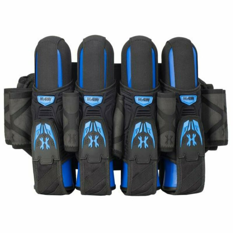 HK Army Magtek Harness Blue - 4+3+4