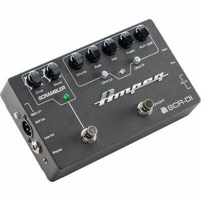 AMPEG Scr-Di Bass Pre-amp/Di