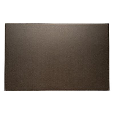 Bey-berk Desk Pad 18x28 Cocoa Brown Leather