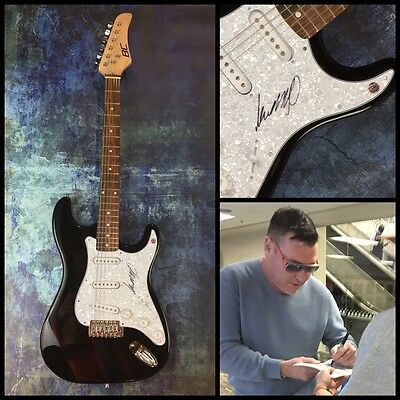 GFA Smash Mouth All Star * STEVE HARWELL * Signed Electric Guitar PROOF AD2 COA