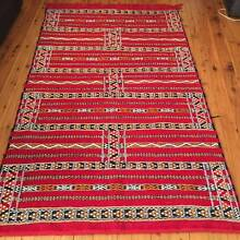 Berber Tribal Handmade Moroccan Kilim Rug Carpet 100% Wool Thornleigh Hornsby Area Preview