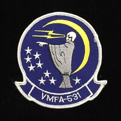 MARINE FIGHTER ATTACK SQUADRON VMFA-531 MODERN ERA PATCH