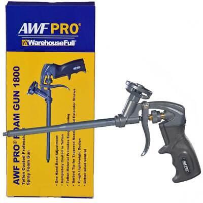 Ptfe Coated Professional Foam Gun One Hand Adjustment Awf Pro